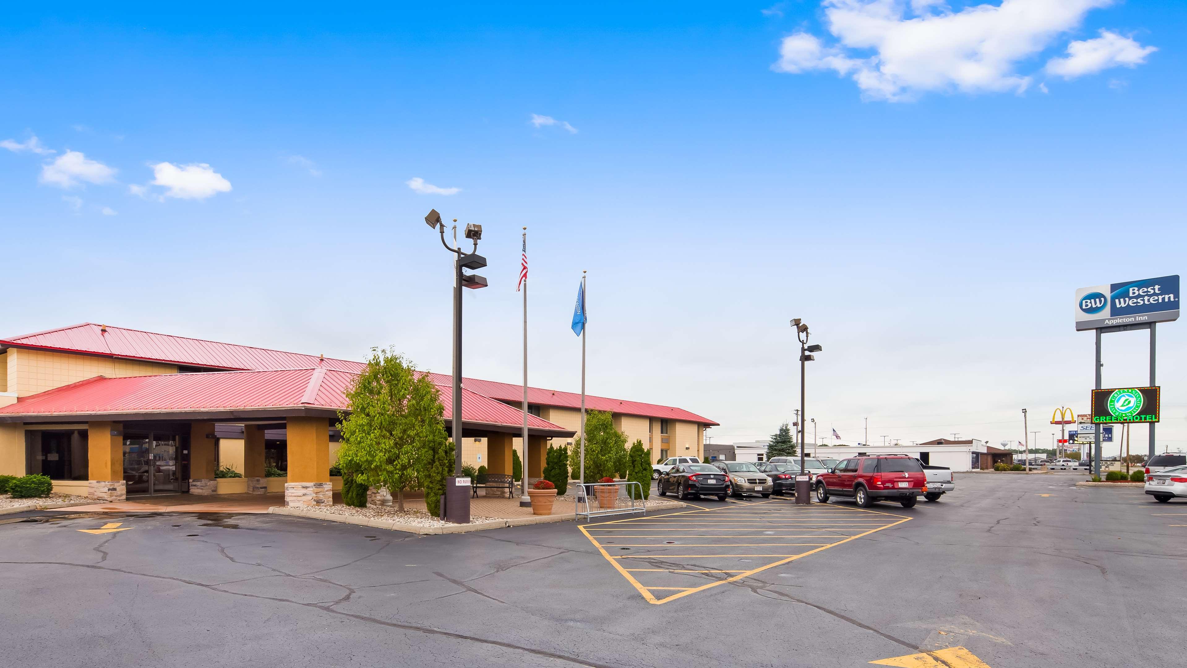 Appleton Wi Motels Hotels