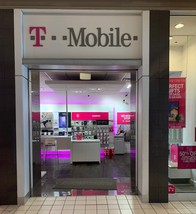 Exterior photo of T-Mobile Store at Harrisburg East Mall, Harrisburg, PA
