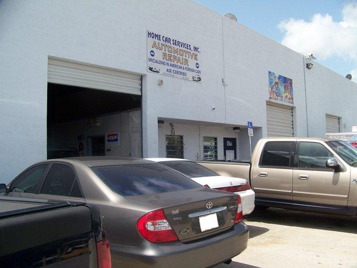 Home Car Services Inc.