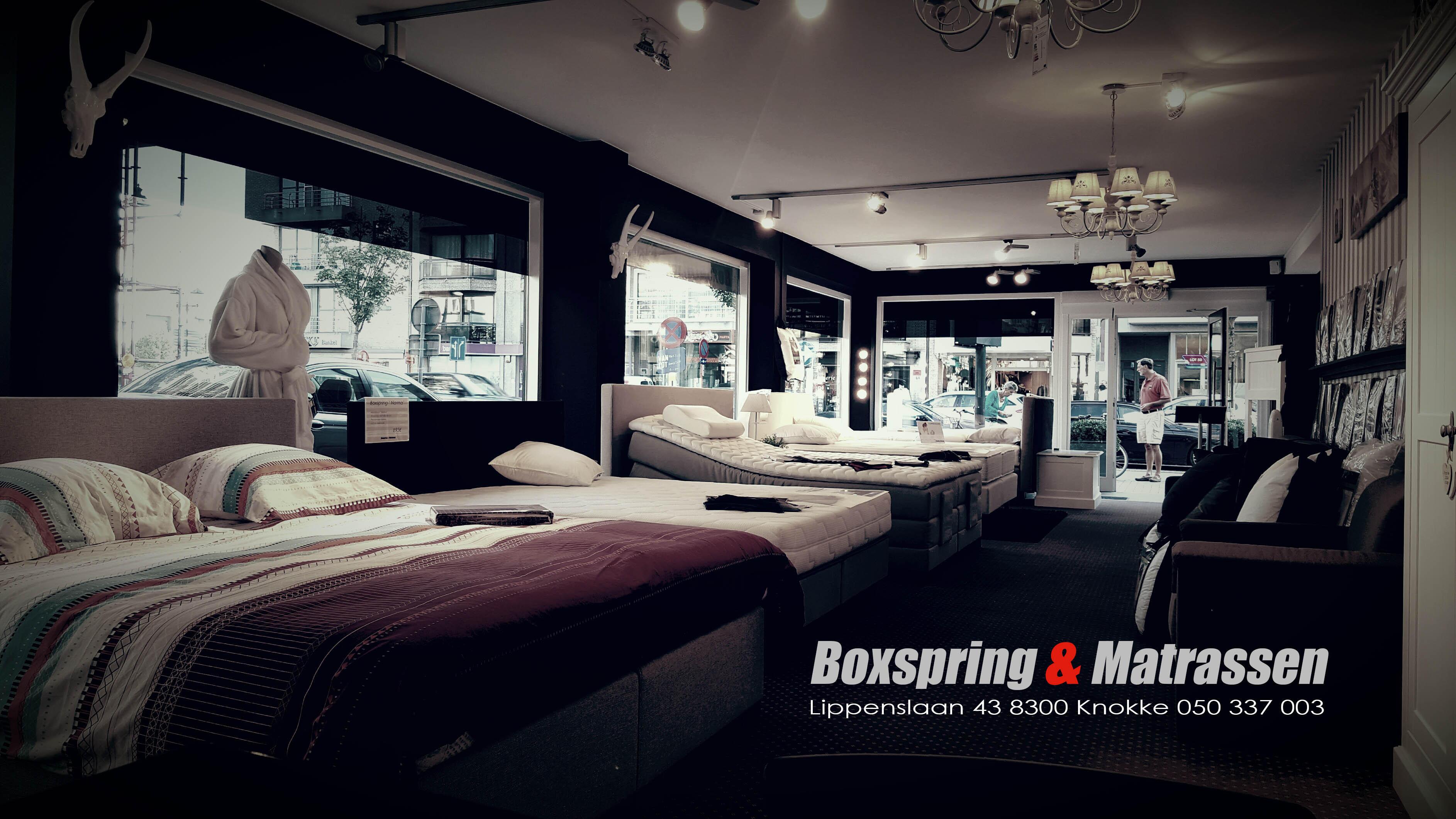 Boxspring & Matrassen