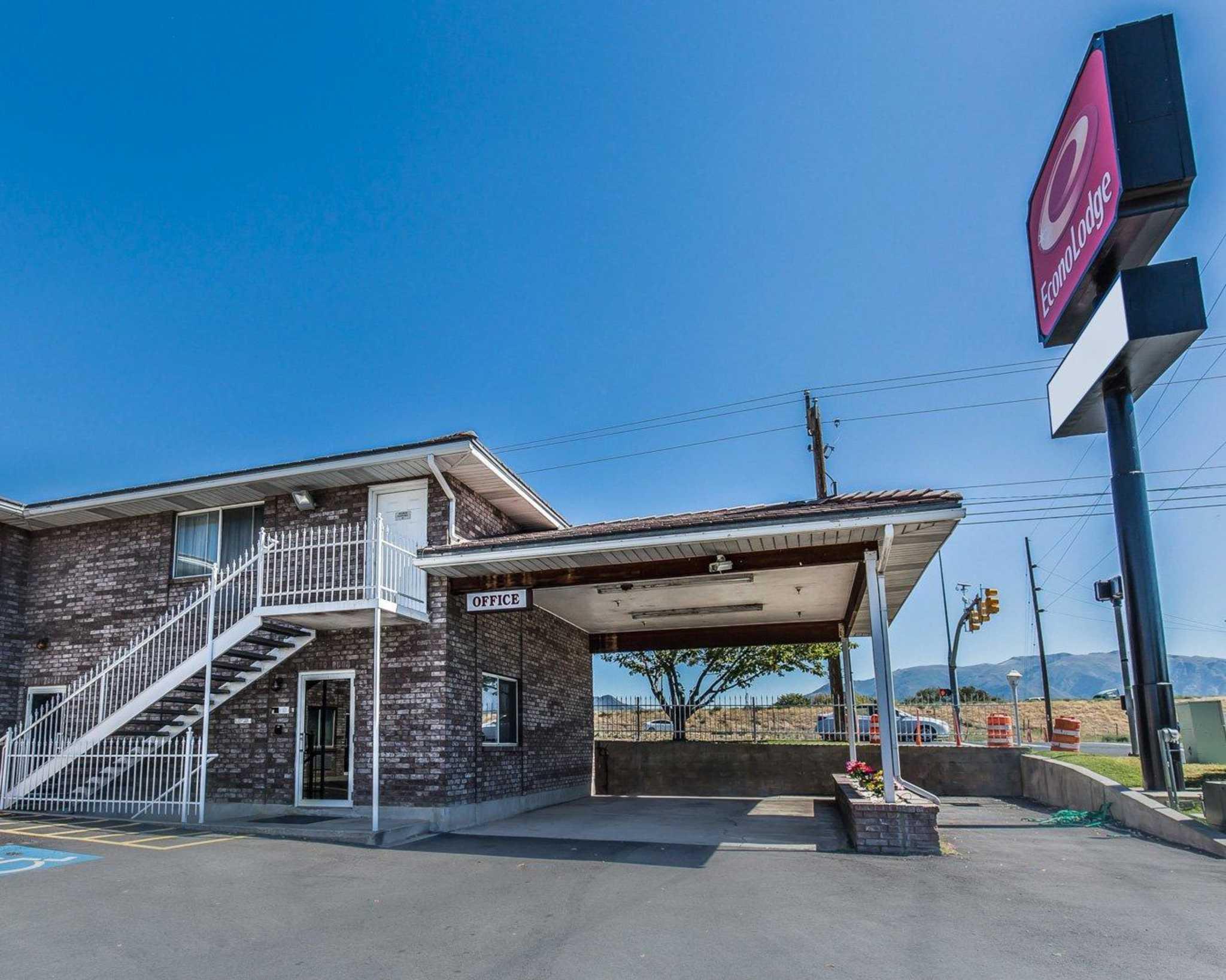 Econo Lodge  Clearfield Utah  Ut
