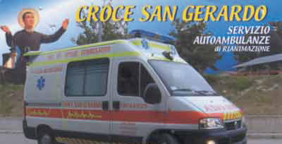 Associazione Volontariato di Soccorso Croce San Gerardo