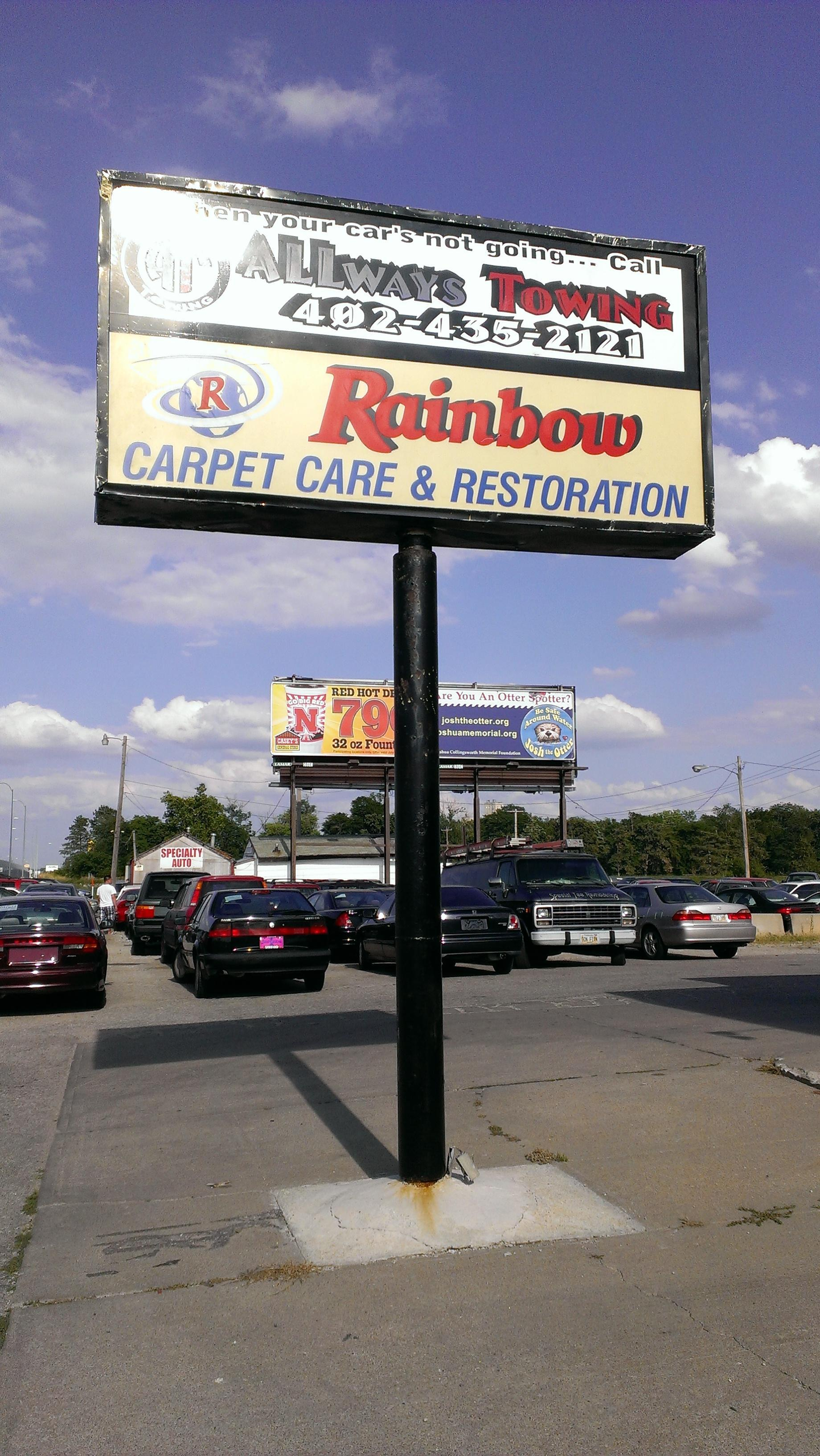 Rainbow Carpet and Cleaning Service