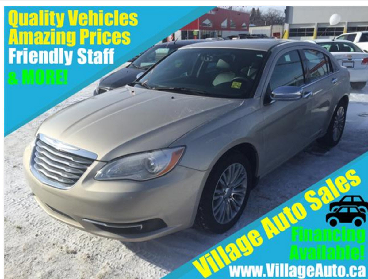 Village Auto Sales Ltd in Saskatoon