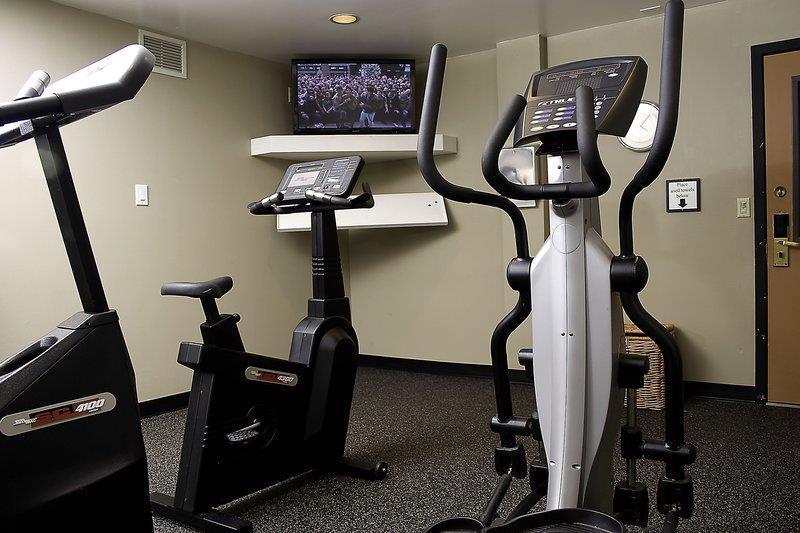Fitness Room Best Western Seattle Airport Hotel Seattle (206)878-3300