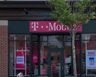 Exterior photo of T-Mobile Store at Nathan Ellis Hwy & Market St, Mashpee, MA