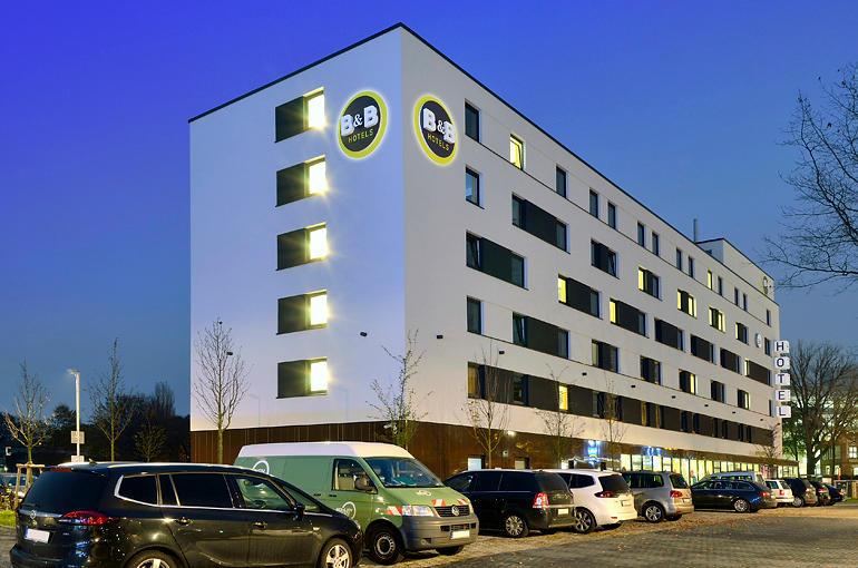 B&B Hotel Hamburg-Nord