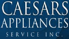 Caesar's Appliance Service Inc