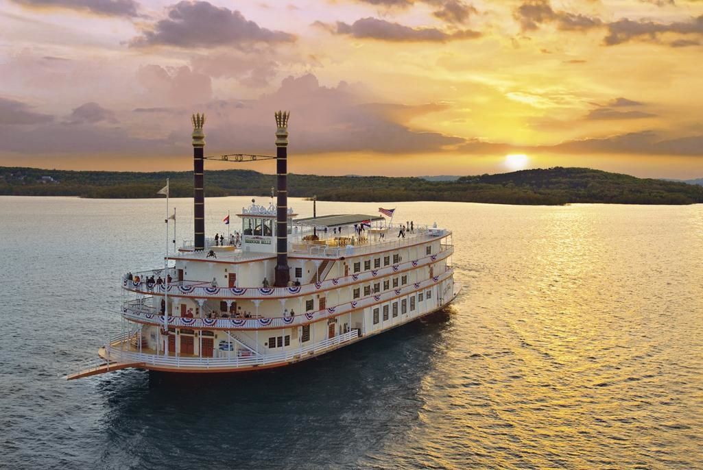Showboat Branson Belle image 1