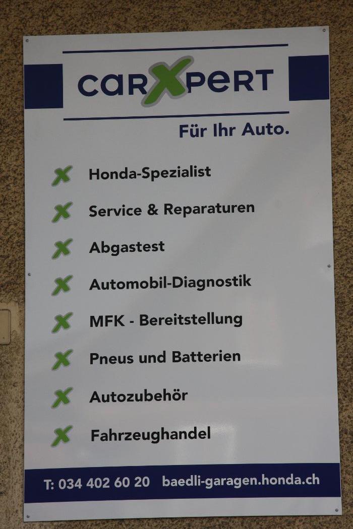 Bädli-Garage Blaser GmbH
