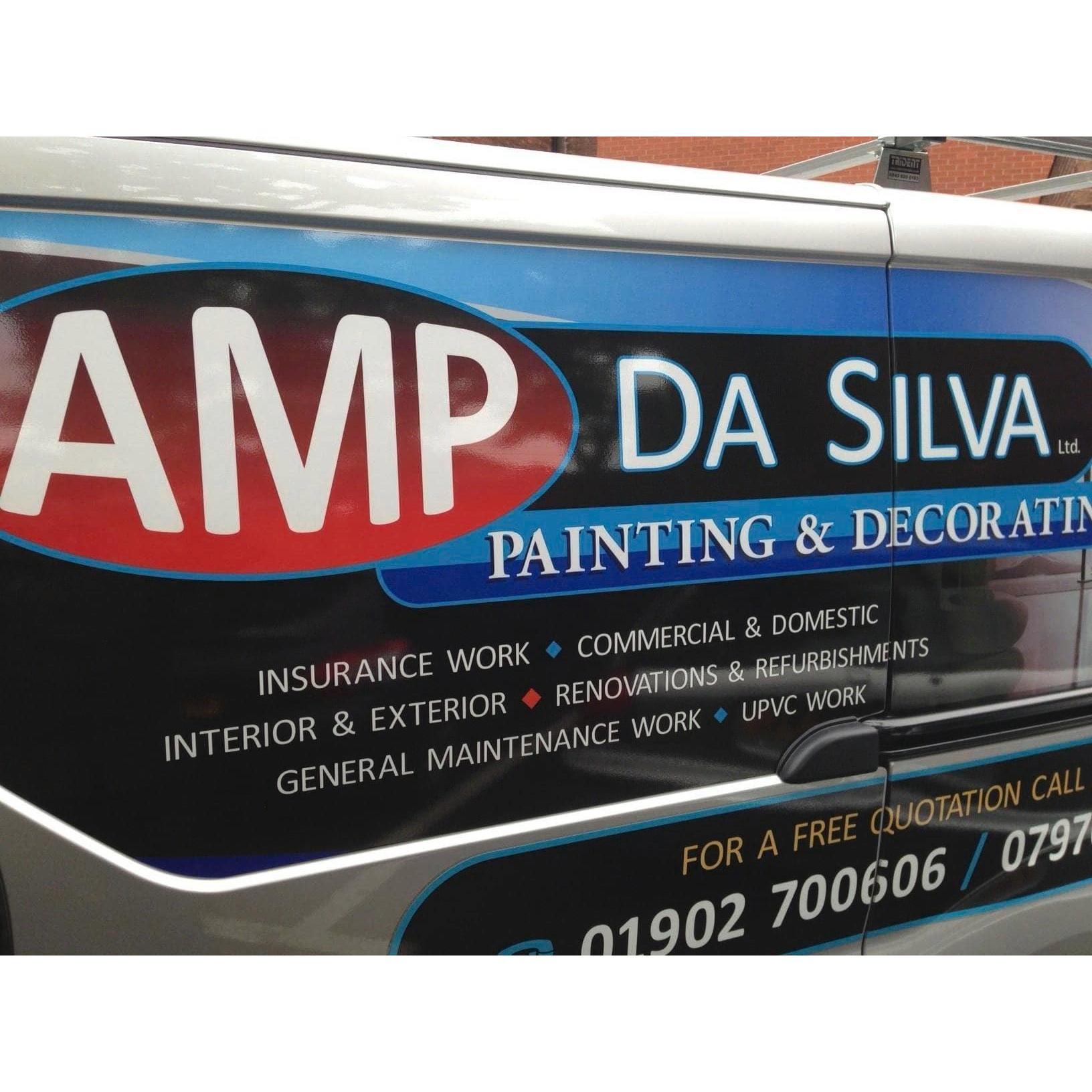 AMP Da Silva Painting & Decorating Ltd - Wolverhampton, Staffordshire WV5 9DJ - 07970 794866   ShowMeLocal.com