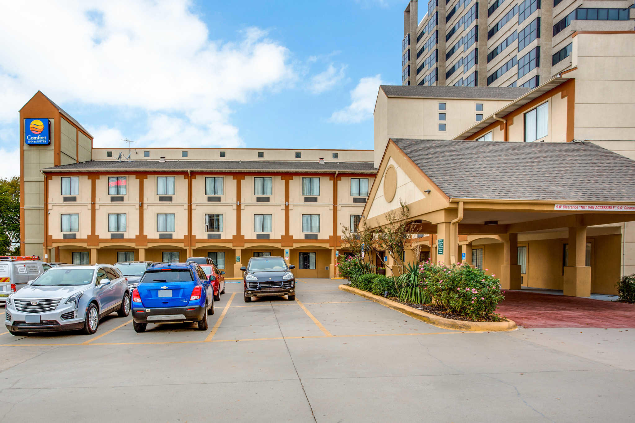Motels Near Love Field Dallas Texas