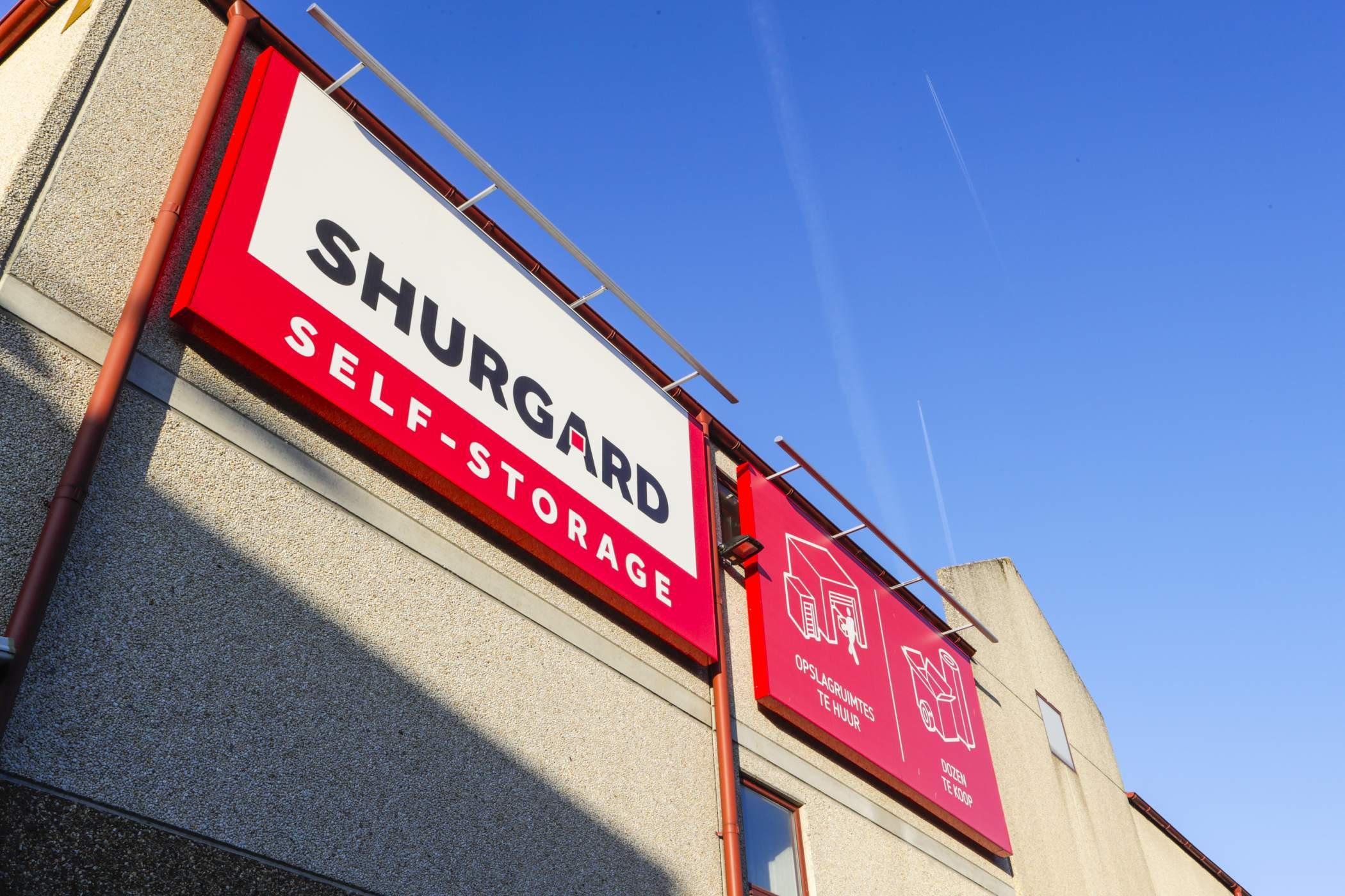 Shurgard Self-Storage Kortrijk