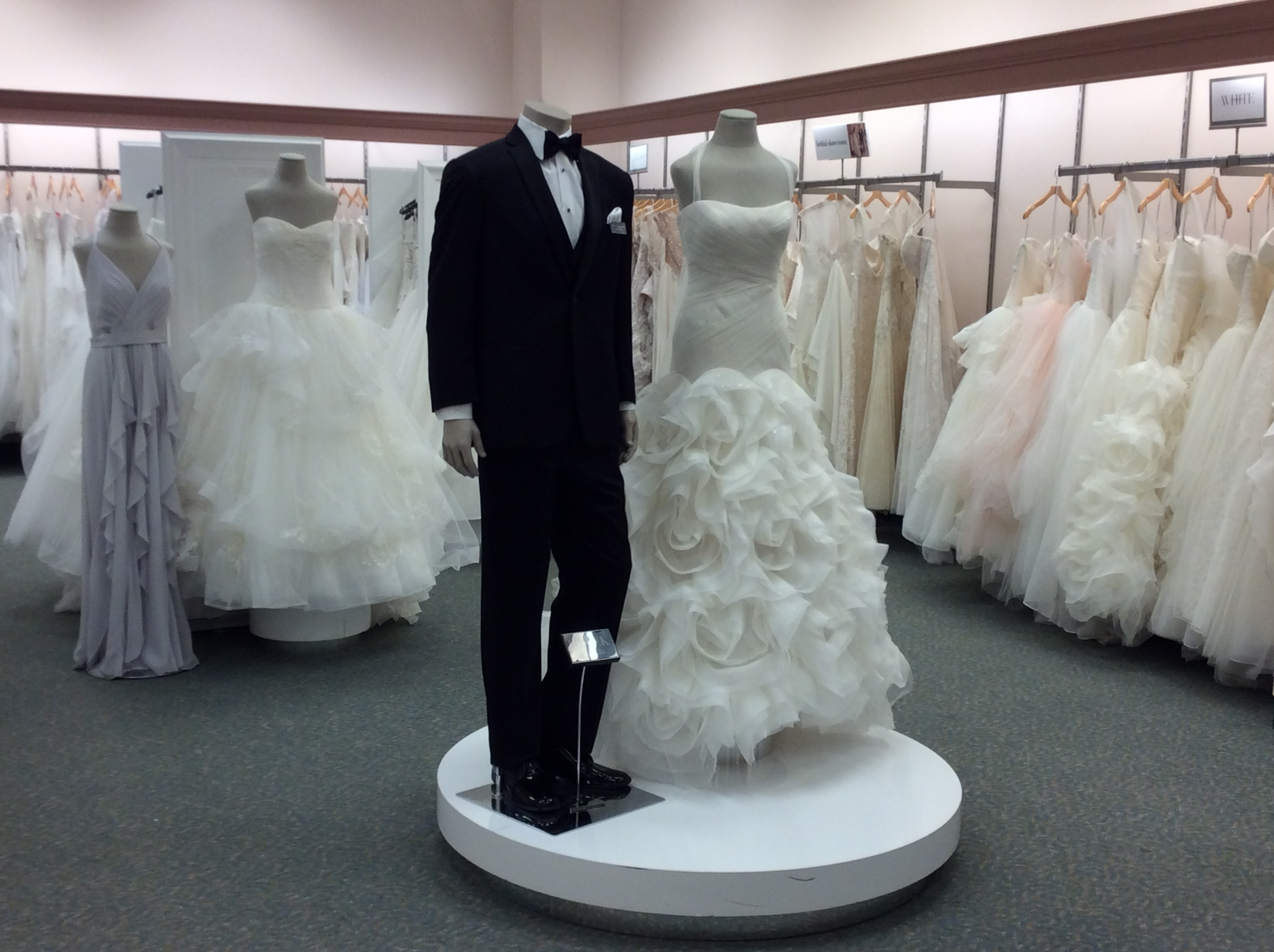David 39 s bridal coupons durham nc near me 8coupons for Wedding dress shops durham