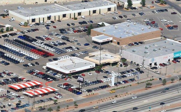 Hoy Fox Toyota En El Paso Tx Agencias De Carros