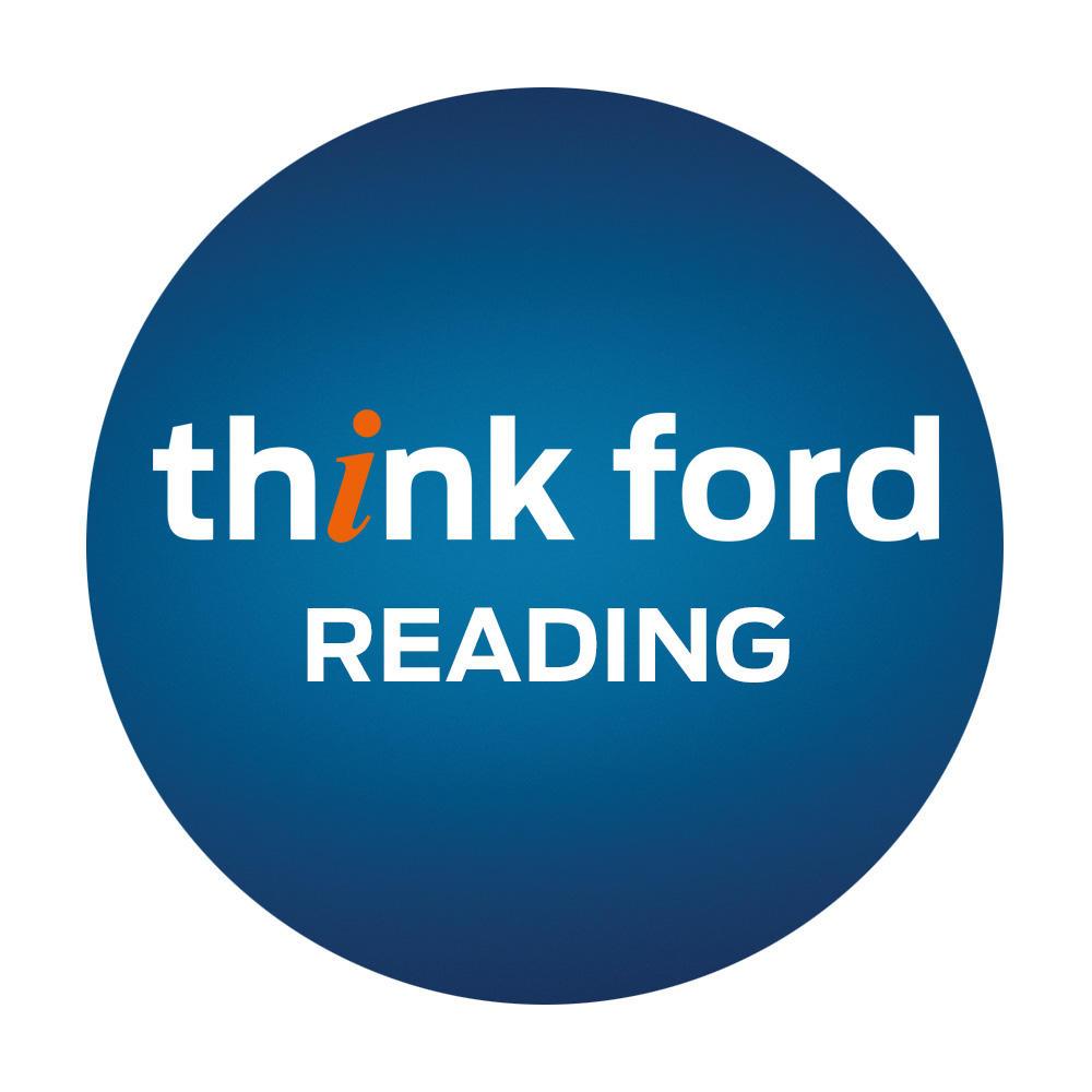 Think Ford Reading - Reading, Berkshire RG2 0HF - 01189 117823   ShowMeLocal.com