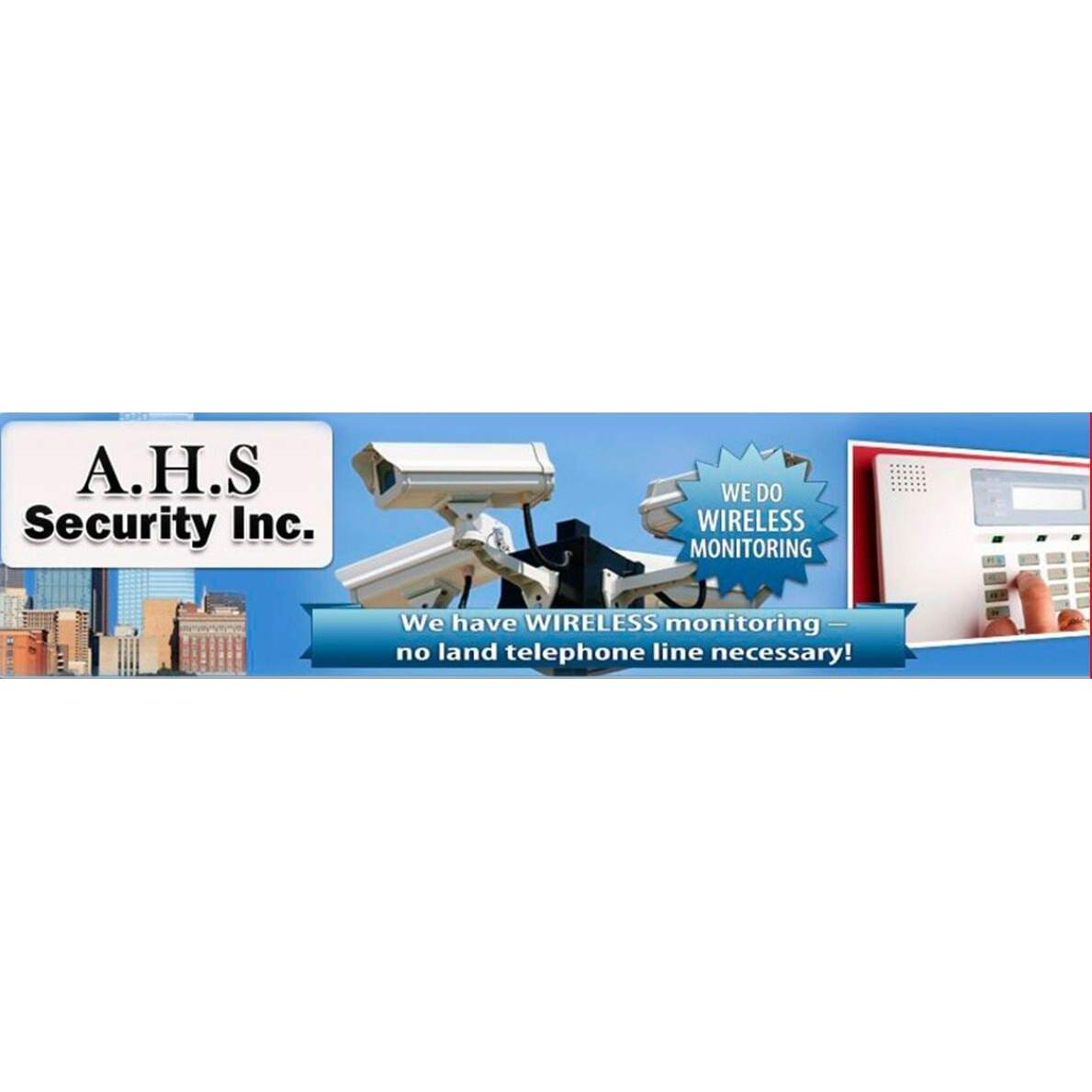 image of A.H.S. Security Inc.
