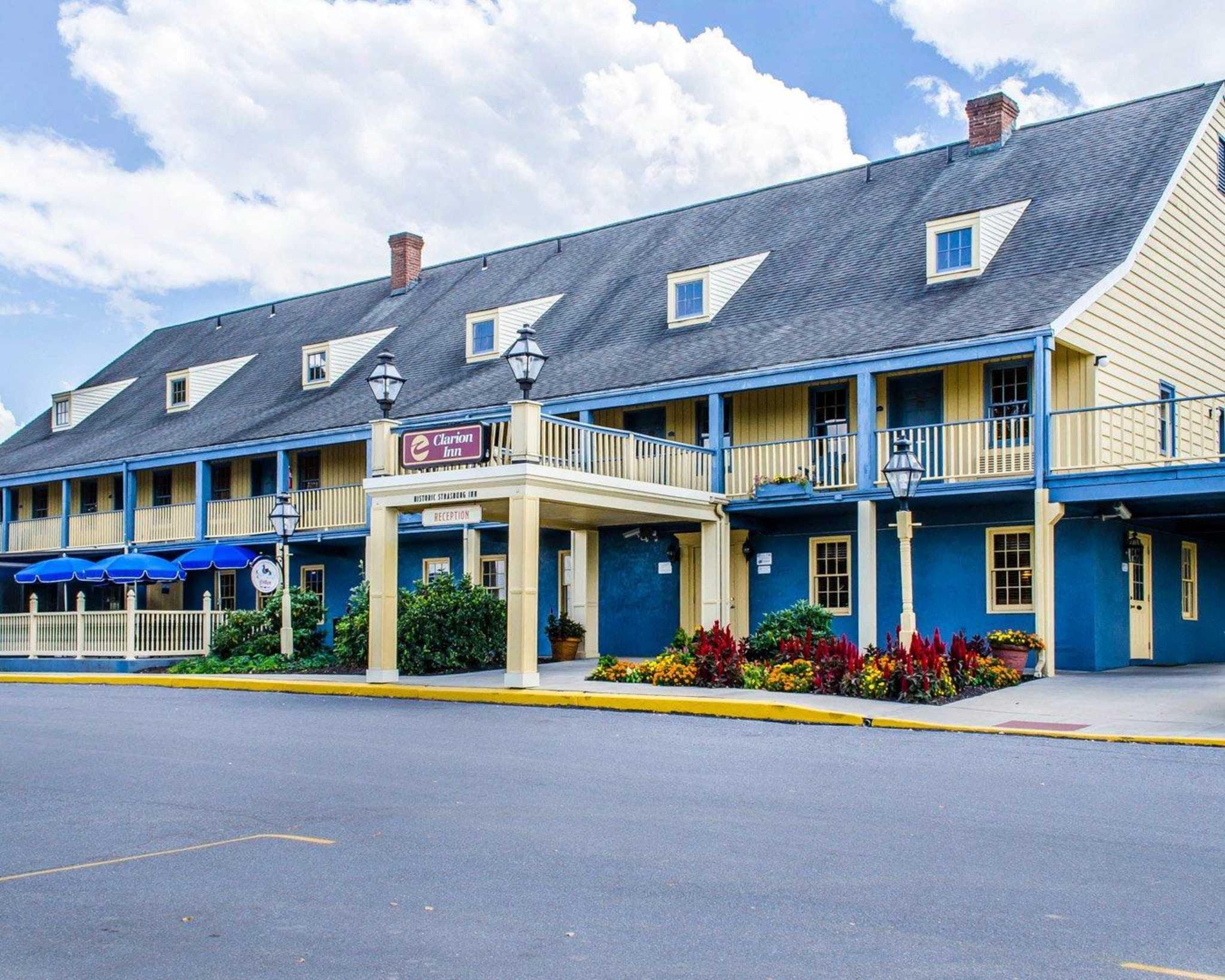 Quiet Haven Motel In Lancaster Pa