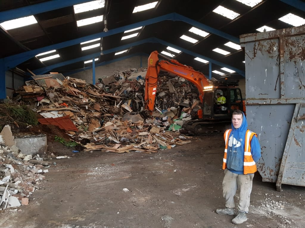 Images Staffordshire Waste Recycling Centre Ltd