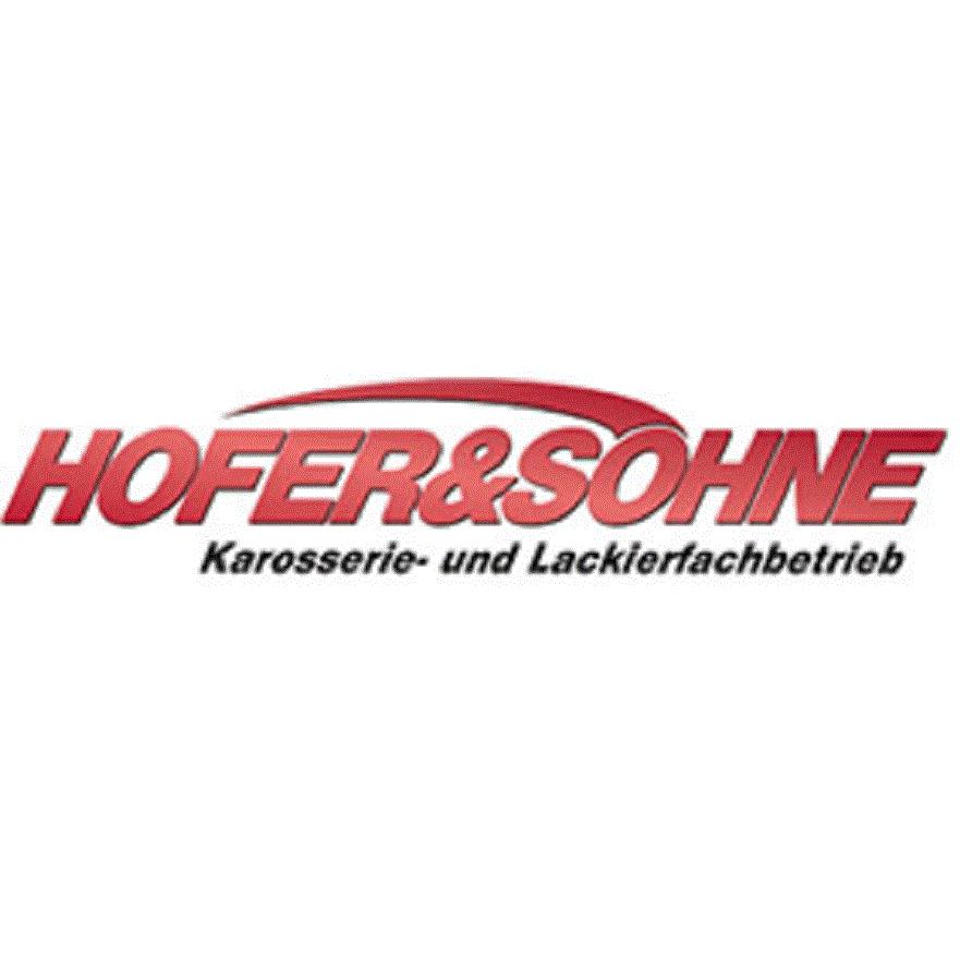 Hofer & Söhne Karosseriefachbetrieb GmbH in 5321 Koppl - Logo