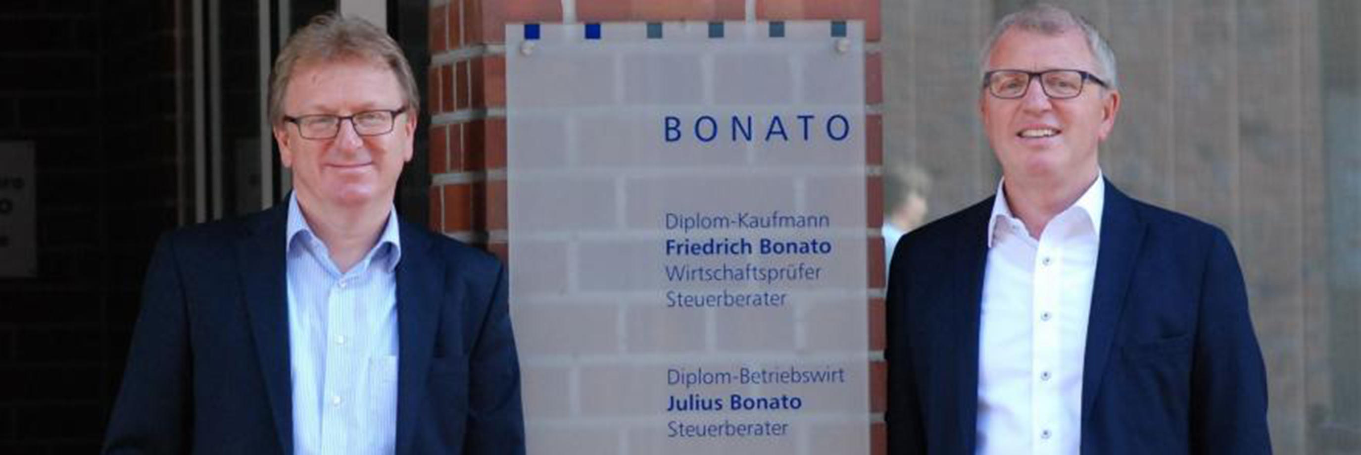 Friedrich u. Julius Bonato Wirtschaftsprüfer Steuerberater