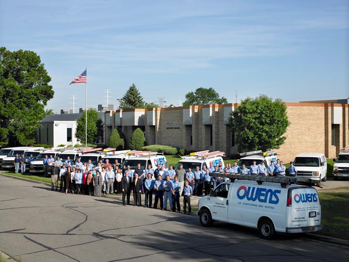Owens Companies Minneapolis Mn