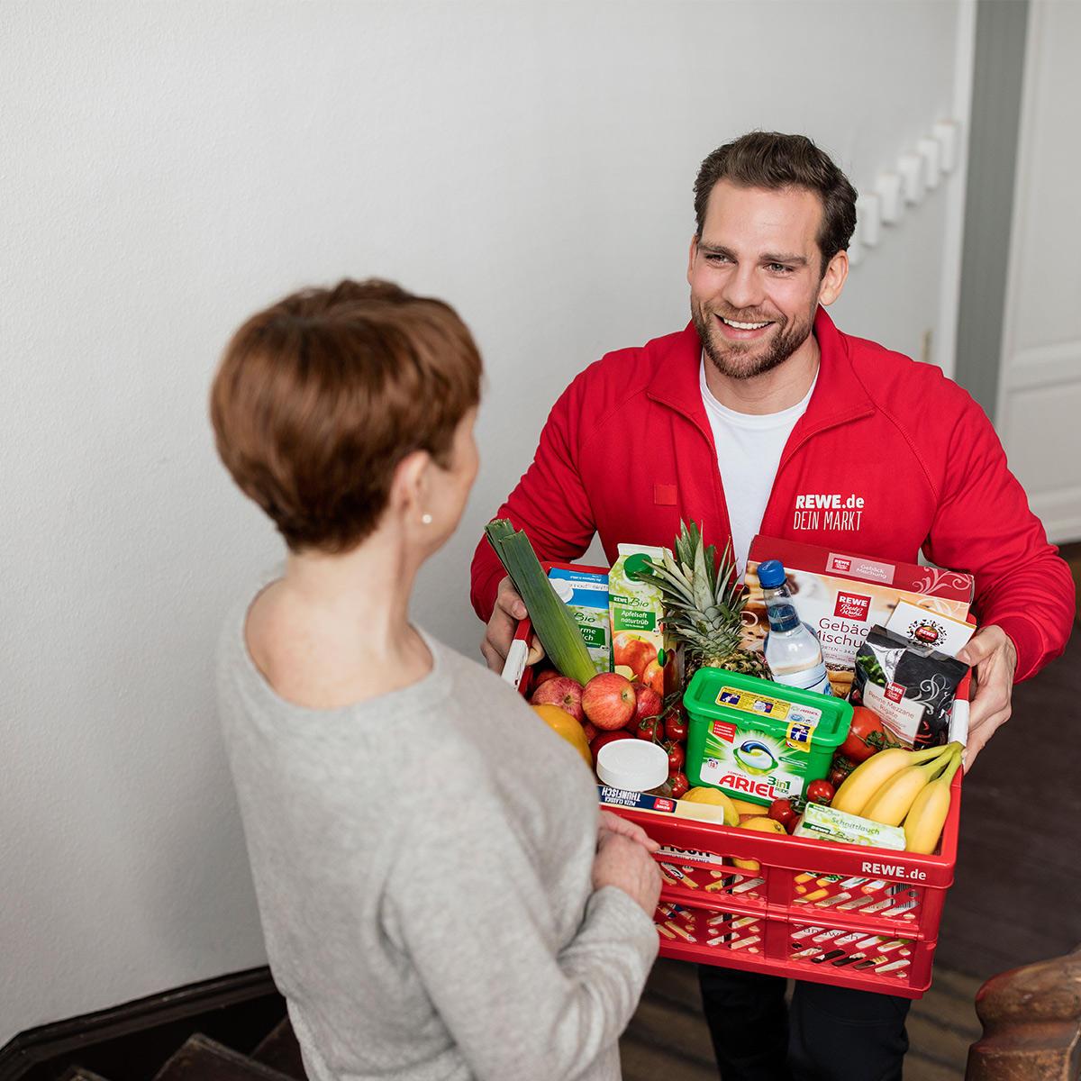Fotos de REWE Markt GmbH - REWE Lieferservice für Geschäftskunden