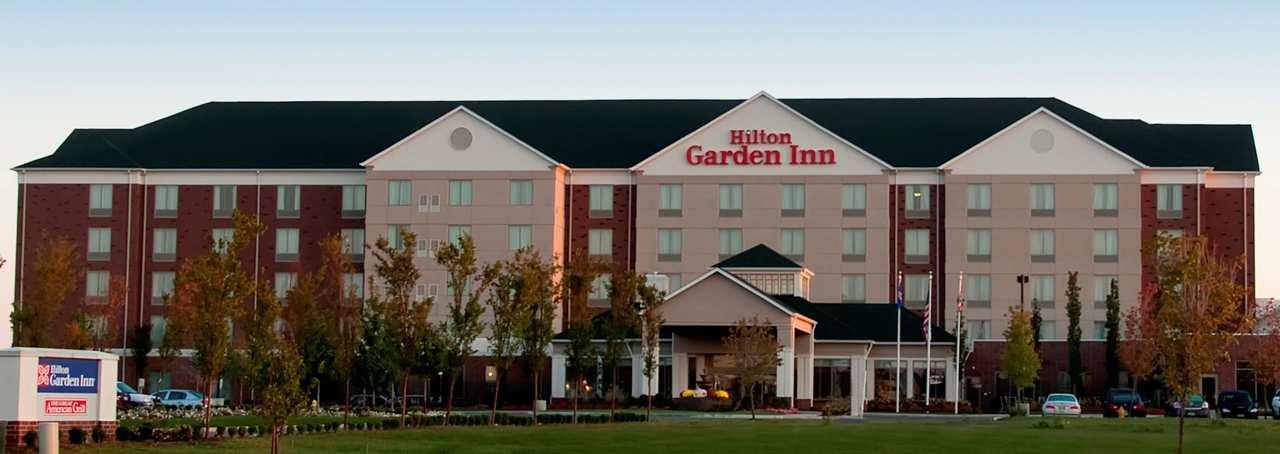 Hilton Garden Inn Dayton Beavercreek Dayton Ohio Oh