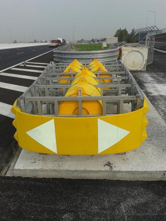 F.lli Conte - Barriere di Sicurezza Stradale