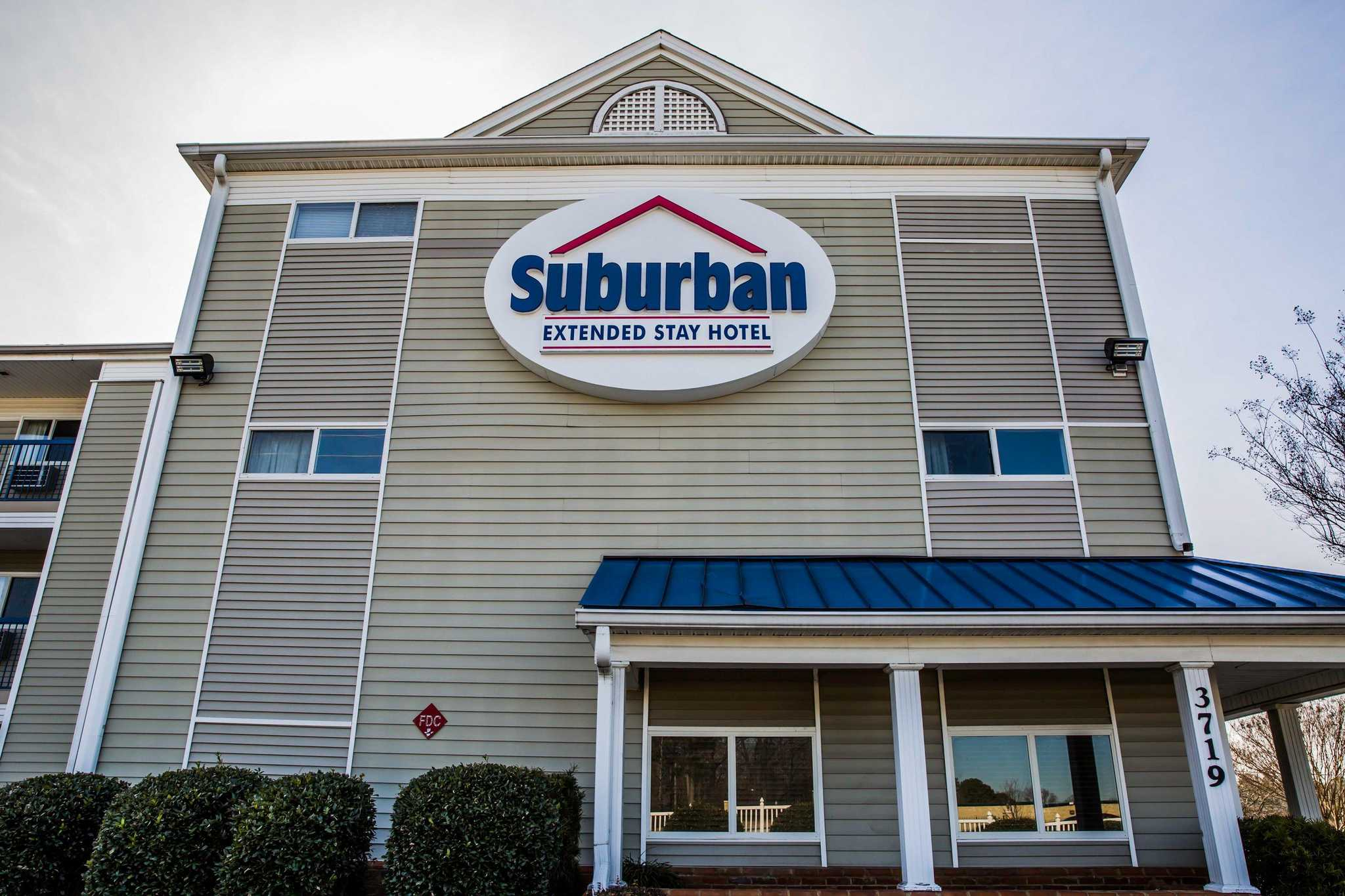 Suburban Extended Stay Hotel Chester UnitedStates