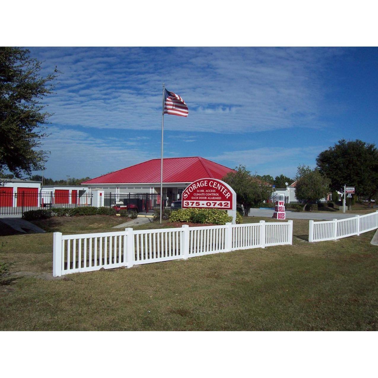 Storage Center New Port Richey Florida Fl