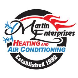 Martin Enterprises Heating & Air Conditioning