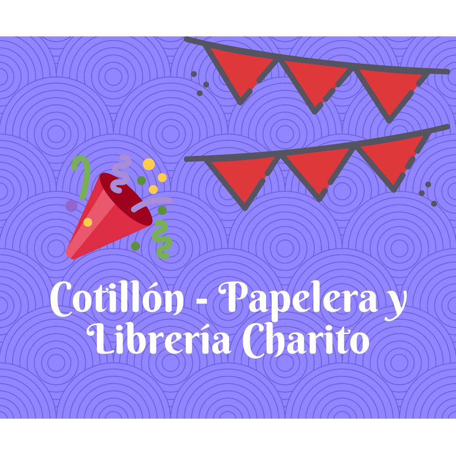 COTILLON - PAPELERA Y LIBRERIA CHARITO