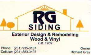R G Siding Company