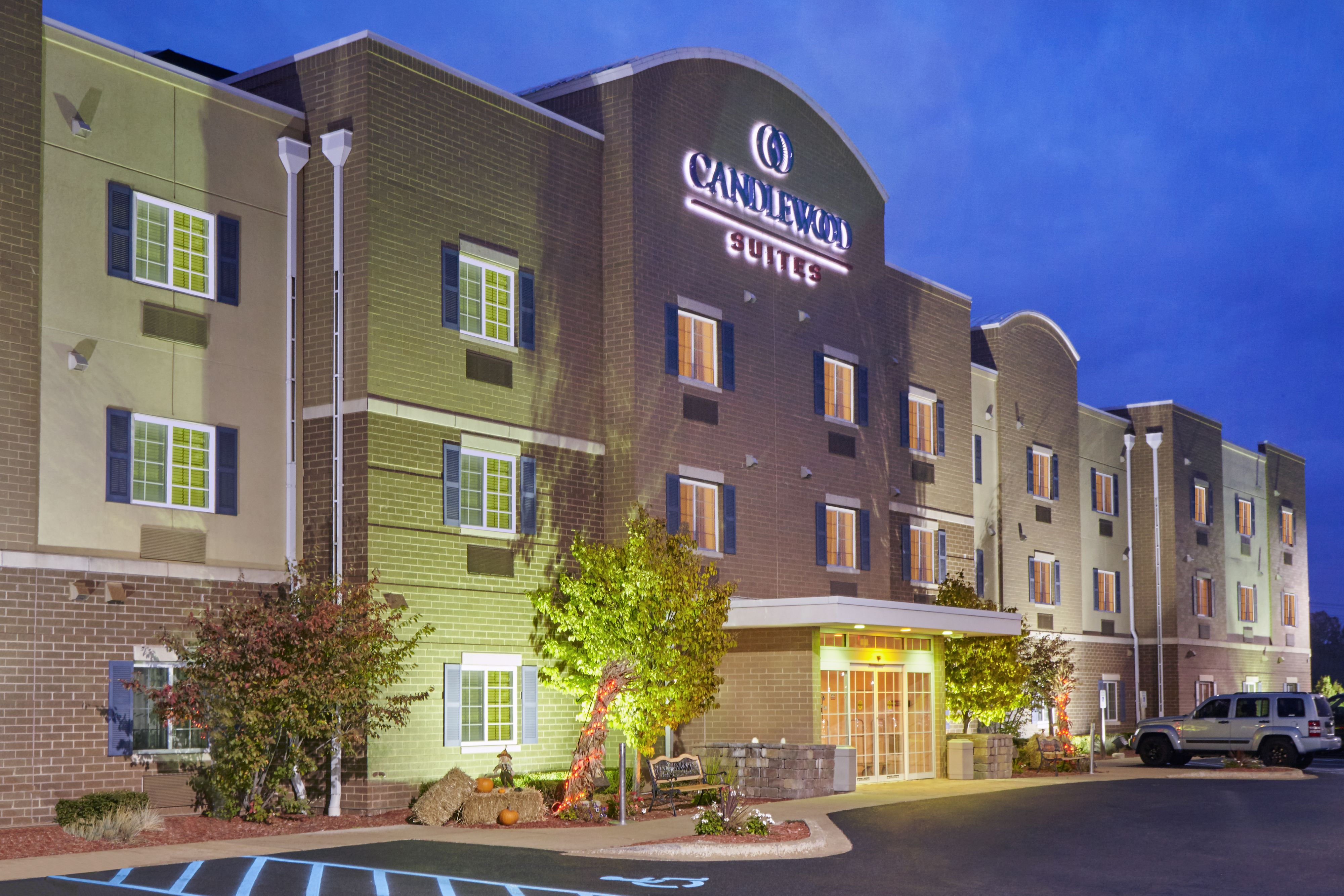 Candlewood Suites Memphis Southaven Southaven Mississippi Ms