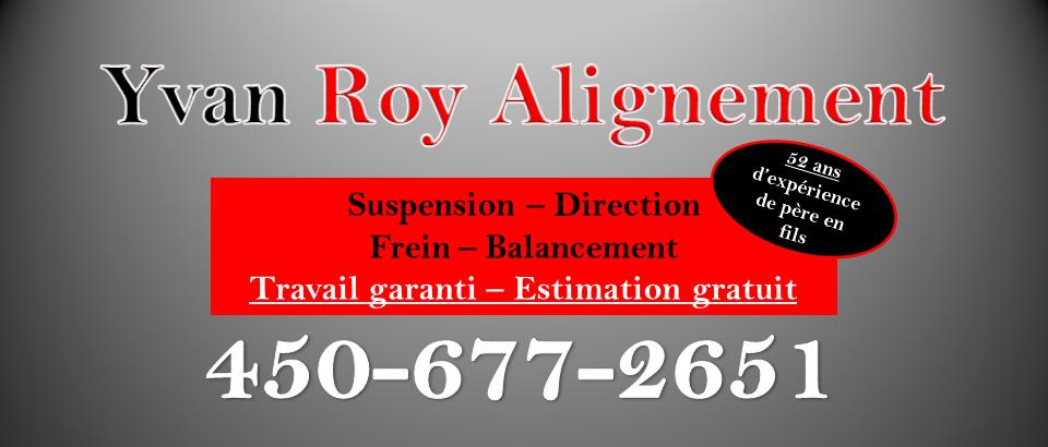 Alignement Roy à Longueuil