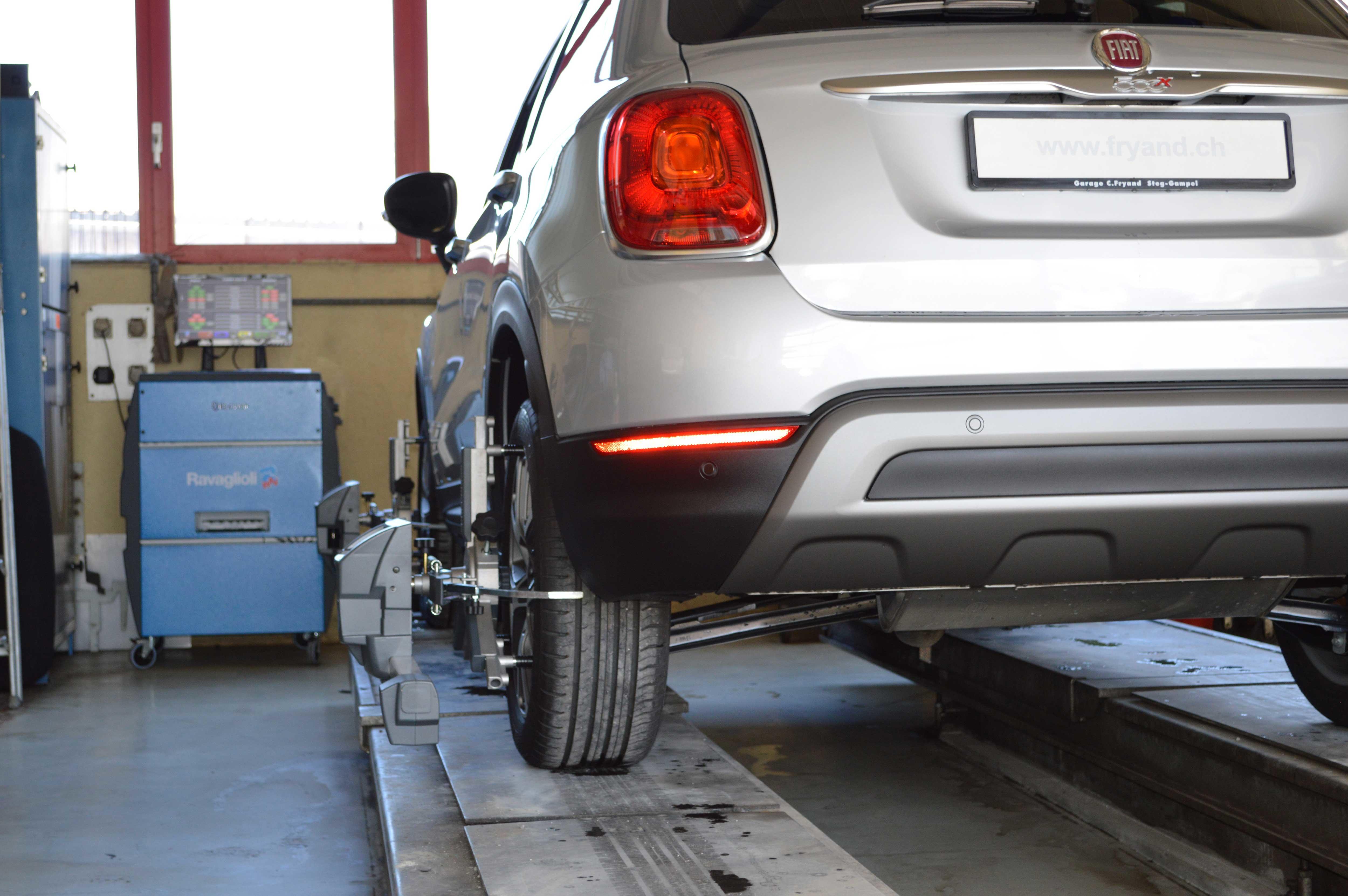 Garage Fryand AG