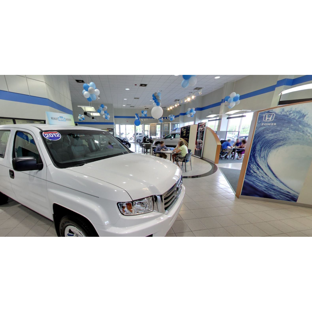 new honda dealer inventory near tampa clearwater st