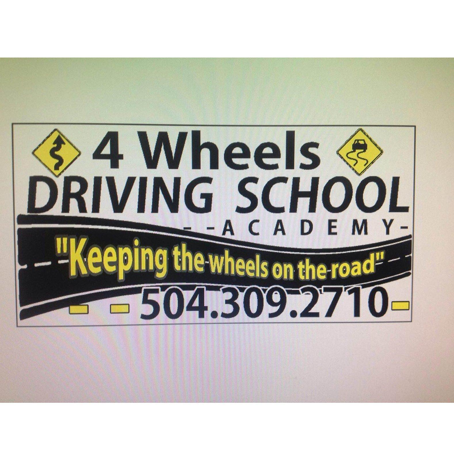 4 Wheels Driving School Academy - New Orleans, LA - Driving Schools
