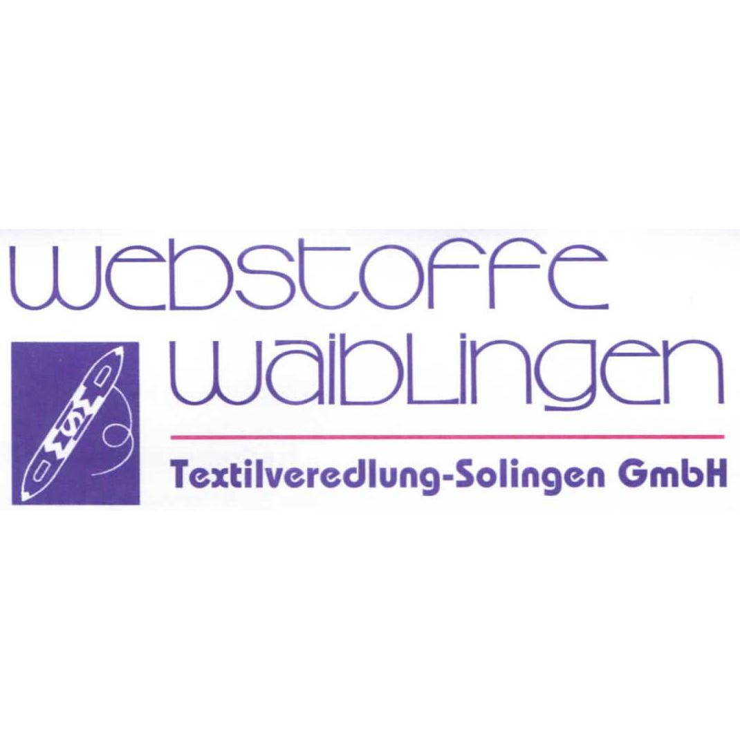 Bild zu Webstoffe Waiblingen Textilveredlung-Solingen GmbH in Solingen