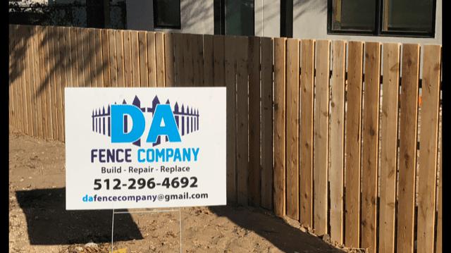 DA Fence Company