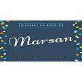 MARSAN MUEBLES DE JARDIN