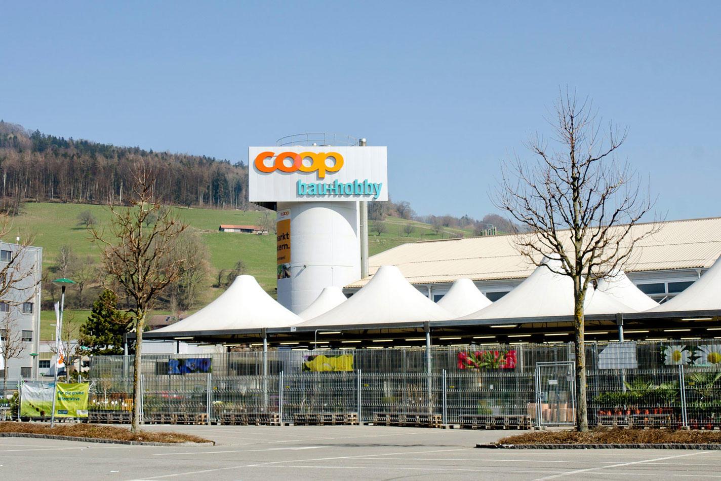 Coop Bau+Hobby Reinach AG