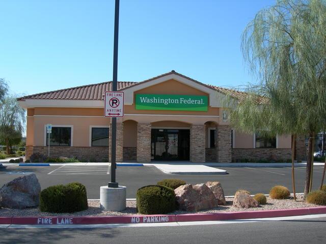 Washington Federal 3170 W Ann Rd North Las Vegas Nv Banks