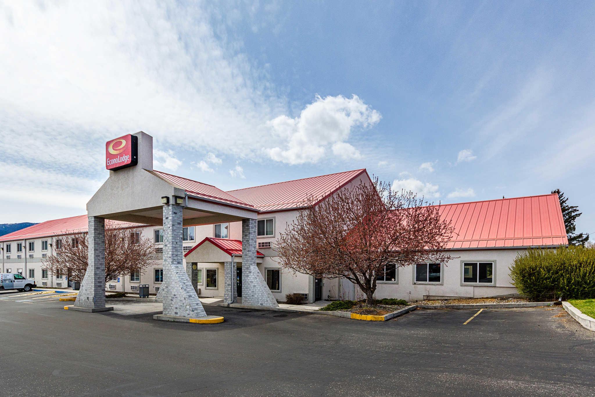 Econo Lodge Livingston Gateway To Yellowstone Livingston