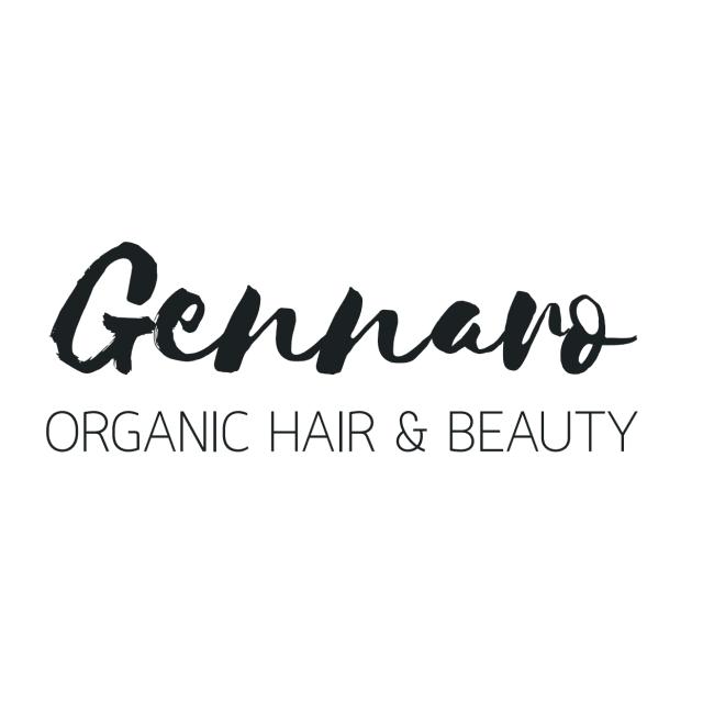 Gennaro Organic Hair & Beauty Logo