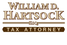 The Tax Lawyer - William D Hartsock Tax Attorney Inc. Coupon
