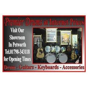 Drums & Sticks - Petworth, West Sussex GU28 0AB - 01798 343118   ShowMeLocal.com