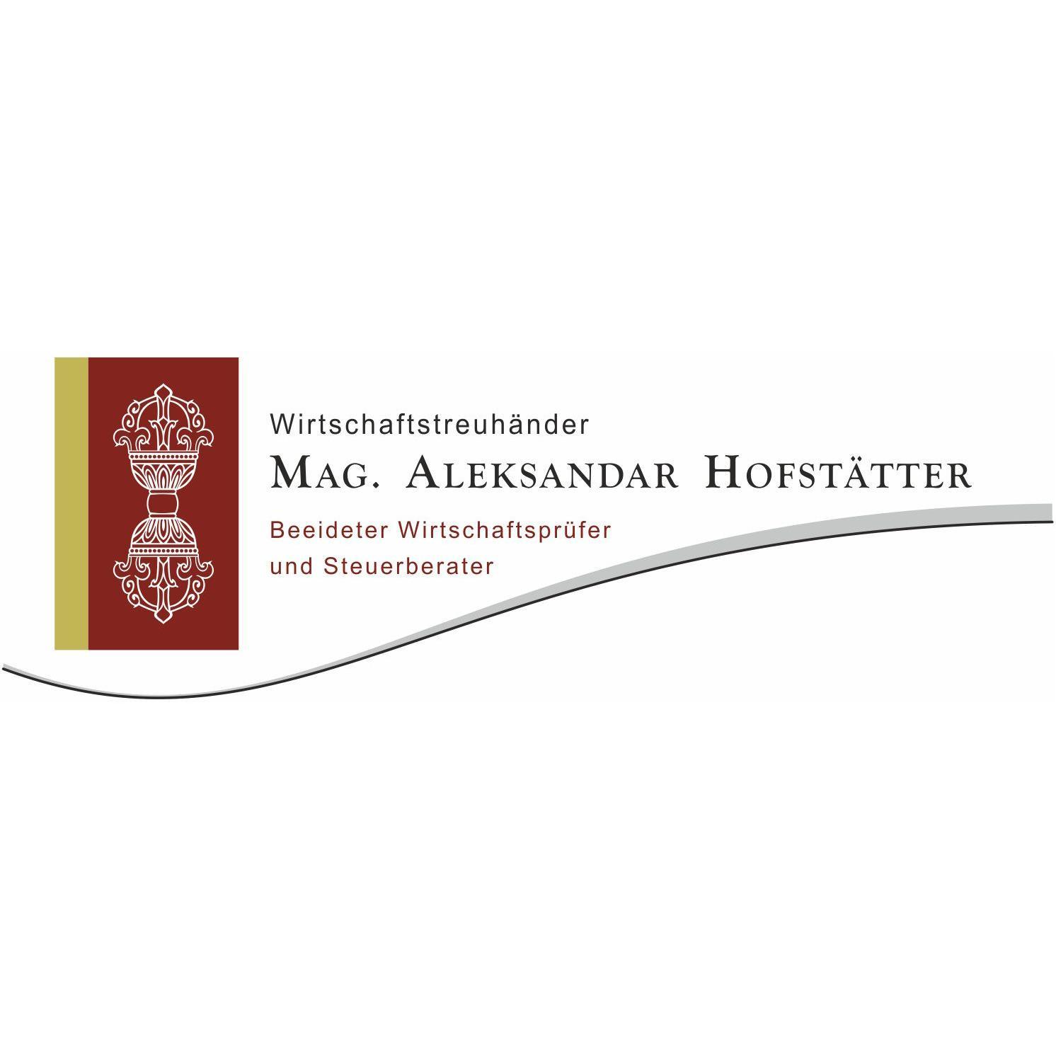 Mag. Aleksandar Hofstätter
