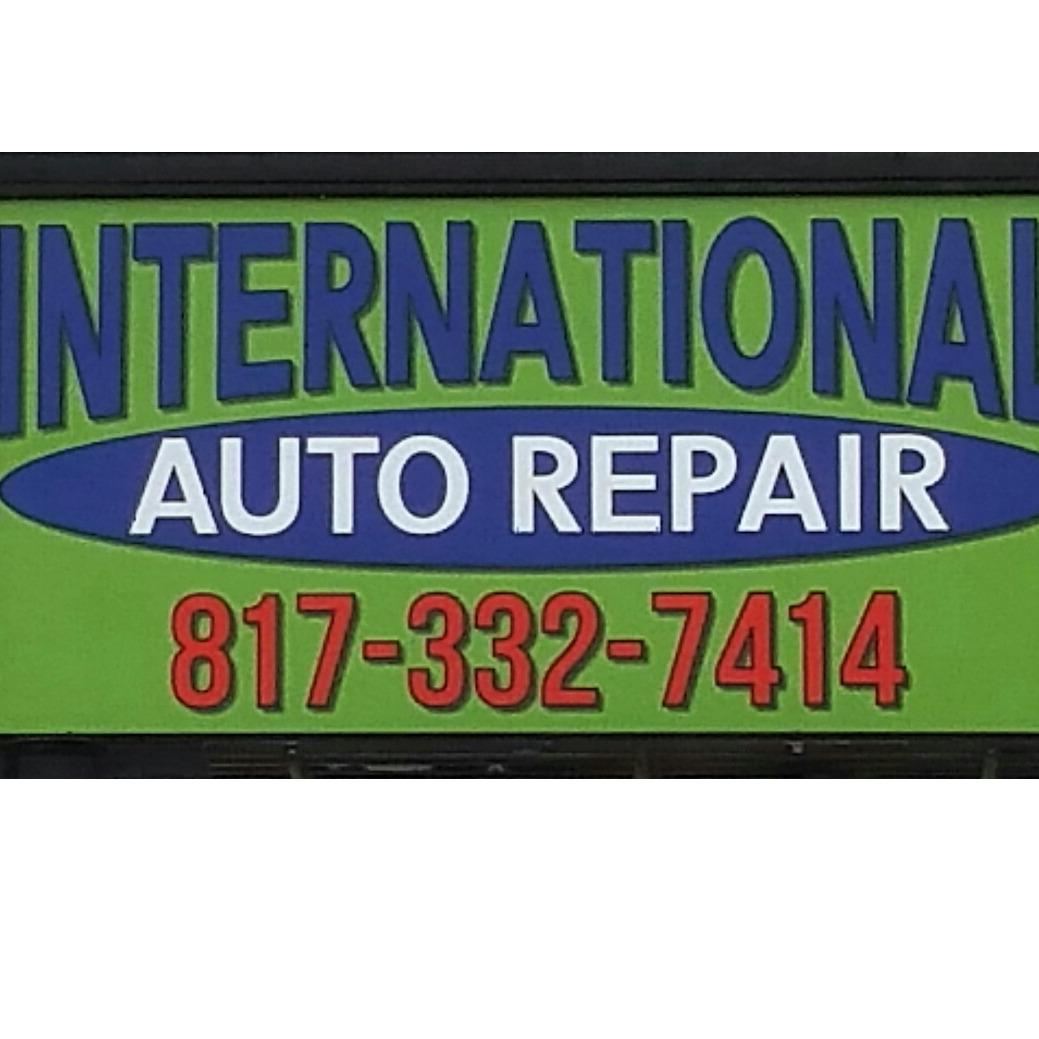 Auto Repair Shop in TX Fort Worth 76107 International Auto Repair 2421 White Settlement Rd  (817)332-7414